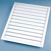 "Triangle Engineering Standard Ceiling Shutter AS16 for 36"" Fan - 32"" x 43"" ID"