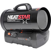 HeatStar Propane Fired Cordless Heater HS60CLP - 60000 BTU
