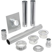 "HeatStar 4"" Vertical Vent Kit F102848"