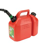 Scepter Chain Saw Fuel/Oil Can, 05088