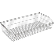 "Nexel Wire Shelf Individual Basket 24"" x 48"""