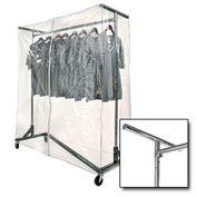 Garment Rack Cover & Support Bars