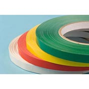 "Tach-It® 38-180 Bag Sealing Tape, 3/8"" x 180 Yd. Roll, Green, 12 Pack"