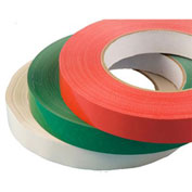 "Tach-It® 34-180 Bag Sealing Tape, 3/4"" x 180 Yd. Roll, Green, 12 Pack"