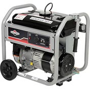 Briggs & Stratton 030547, 3500W Portable Generator, Gasoline, Recoil Start