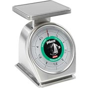Pelouze FG605SRW Dial Portion Control Scale with Rotating Dial, 5lb x 0.5oz, Stainless Steel