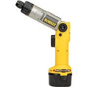 "DeWALT® DW920K2 7.2V 1/4"" 2-Position Screwdriver Kit"