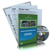 Hazard Communication GHS, DVD