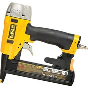 DeWALT DWFP12232 Narrow Crown Stapler Kit 18-Ga 1-1/2''