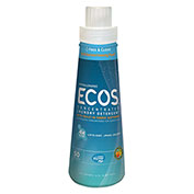 ECOS® 4X  Free & Clear Laundry Detergent 25 oz. Bottle - 6/Case 979906