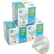 GE 79234 MR16 Halogen Reflector Bulb, 12V - Pkg Qty 10