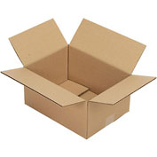 "Corrugated Boxes 12"" x 9"" x 6"" Single Wall 32 ECT 25 Pack"