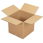 "Corrugated Boxes 25 Pack 16"" x 16"" x 16"" Single Wall 32 ECT"