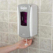 GOJO Hand Soap Dispenser - LTX Gray/White 1200mL - 1984-04