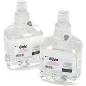GOJO Hand Soap Refill - LTX Clear & Mild Foam 1200mL - 2 Refills/Case 1911-02