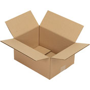 "Corrugated Boxes 25 Pack 12"" x 9"" x 6"" Single Wall 32 ECT"