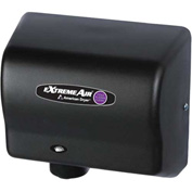 American Dryer ExtremeAir High Speed Hand Dryer W/ Germ Killing Technology - Black Graphite CPC9-BG
