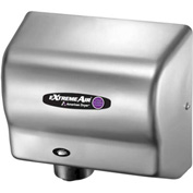American Dryer ExtremeAir High Speed Hand Dryer W/ Germ Killing Technology - Stainless Steel CPC9-SS