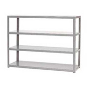 Heavy Duty Die Rack Shelving 72 x 24 x 72 (4 Shelf)