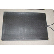"HOT-Blocks Outdoor Heated Anti-Slip Doormat - 24"" X 36"" 120v"