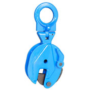 Vertical Plate Clamp Lifting Attachment 1600 Lb. Capacity