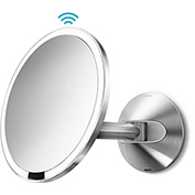 simplehuman® Sensor Lighted Wall Mount Vanity Mirror - ST3002