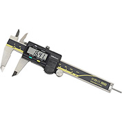 "Mitutoyo 500-195-30 4"" Digimatic Digital Caliper w/ Certification"