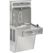 Elkay EZH20 LVRCGRN8WSK VR Bottle Filling Station & Bubbler, Filtered, SS