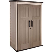"Rubbermaid 1887157 Large Vertical Storage Shed 31""L x 52""W x 81""H"