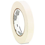 "Universal General Purpose Masking Tape, 3/4"" x 60yds, 3"" Core, 6/Pack"