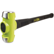 "Wilton 21036 B.A.S.H.® 10Lb. Head 36"" Unbreakable Steel Core Handle Sledge Hammer"