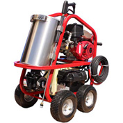 Hydro Tek SH40004HH HOT-2-GO® Heated Pressure Washer, 4000 PSI, 3.5 GPM