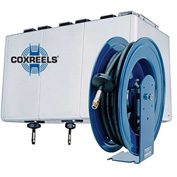 Coxreels 1796-2 Enclosed Cabinet for Hose Reel Models E-MP 450 and E-LP-350
