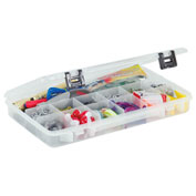 "Plano ProLatch™ StowAway® Organizer 13 Fixed Compartment Box, 14""W x 9-1/8""D x 2""H, - Pkg Qty 2"