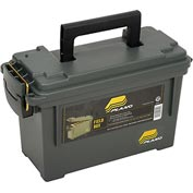 "Plano Molding 1312-00 Water Resistant Ammo Can Filed Box, 11-5/8""L x 5-1/8""W x 7-1/8""H, Green"