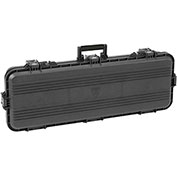 "Plano All Weather™ Storage Rifle Case w/Foam & O-Ring Seal Box, 40""L x 5-1/2""W x 16""H, Black"