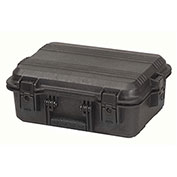 "Plano All Weather™ XLarge Watertight & Dust Proof Case w/Foam 20-3/4""Lx9-1/4""Wx16-1/2""H,Black"