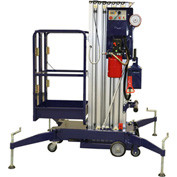 Ballymore Mobile 1 Person Vertical Lift - 300 lb. Cap. MVL-30