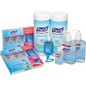 Purell Hand Sanitizer Office Starter Kit - 9652-K1