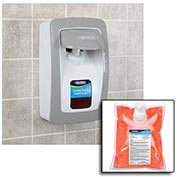 Global™ Hand Soap Starter Kit W/ FREE Dispenser - White/Gray