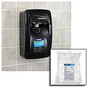 Global™ Hand Sanitizer Starter Kit W/ FREE Dispenser - Black