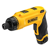 DeWALT DCF680N2 8V MAX Gyroscopic Screwdriver Kit