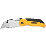 DeWALT® DWHT10035L Folding Retractable Utility Knife