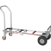 Magliner® Gemini Bulk Container Edition Hand Truck LNK411UA4 Straight Frame