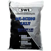 Scotwood Commercial Rock Salt 25 Lb. Bag - 66700036