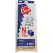 Hoover® Replacement Bag Type N - 5 Pack 4010038N