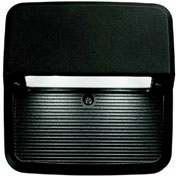 Lithonia Lighting OLSS DDB M6 Outdoor LED Square Step Light, Dark Bronze