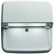 Lithonia OLSS WH, Outdoor LED Square Step Light, White