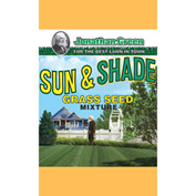 Jonathan Green Sun And Shade Grass Seed Mix 7 Lb. Bag - 44612005 - Pkg Qty 3