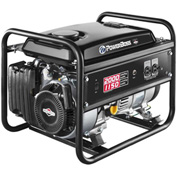 Briggs & Stratton, PowerBoss® Generator 030627, Manual Start, 1150W